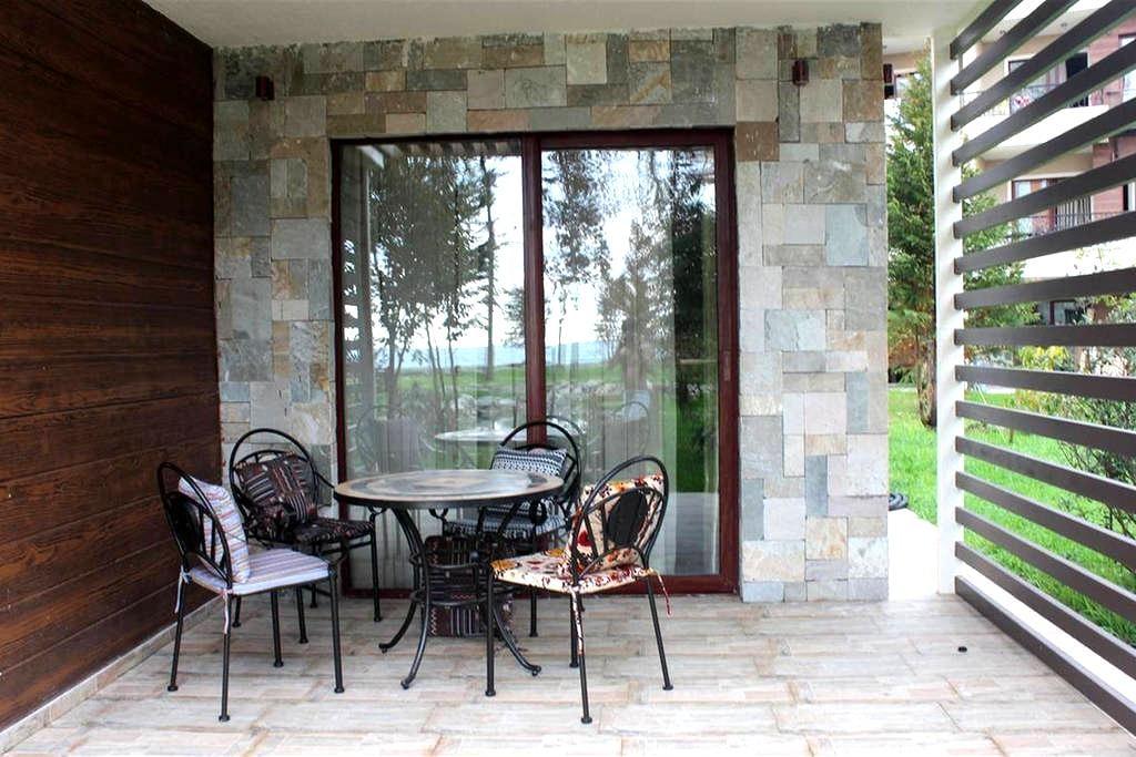 Luxury suite in 5 stars Dreamland oasis complex - Chakvi