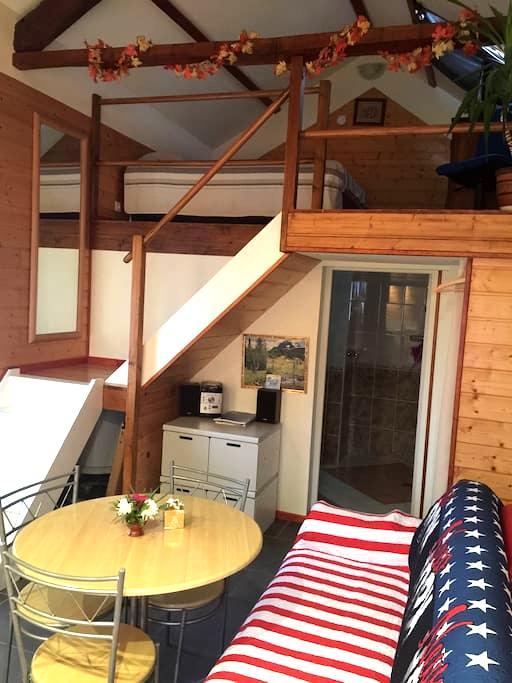 Petite maison à la campagne - Mazirat - Haus