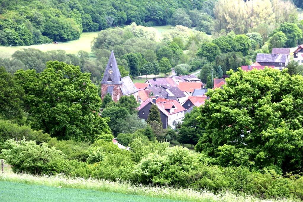 Ferien am Rand des Sauerlands - Frankenberg (Eder) - Leilighet