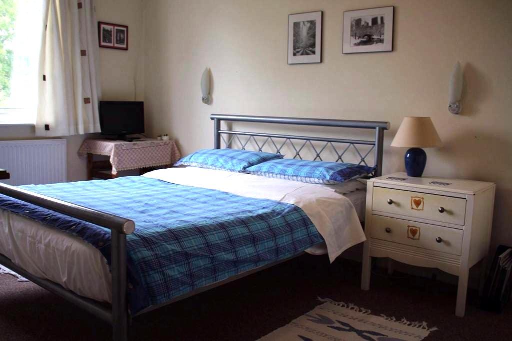 Large bright room in North London - London - Rumah
