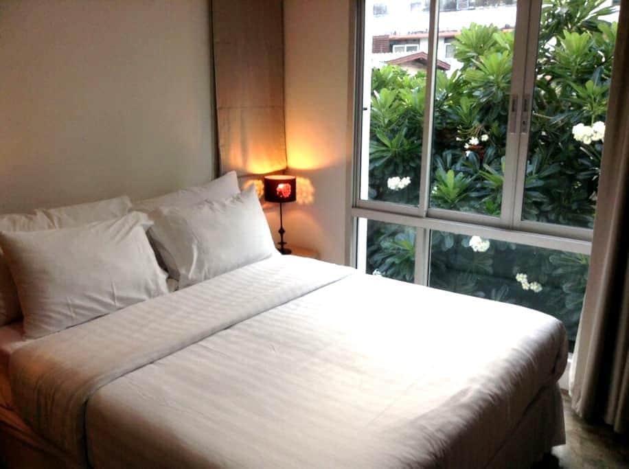 Nice one bedroom @U place, close to Khaosarn road - Bangkok - Apartemen