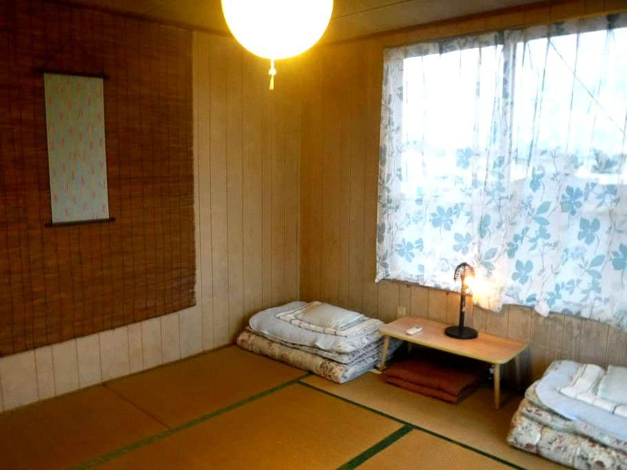 Confortable Japanese Room - Nago-shi - Hus