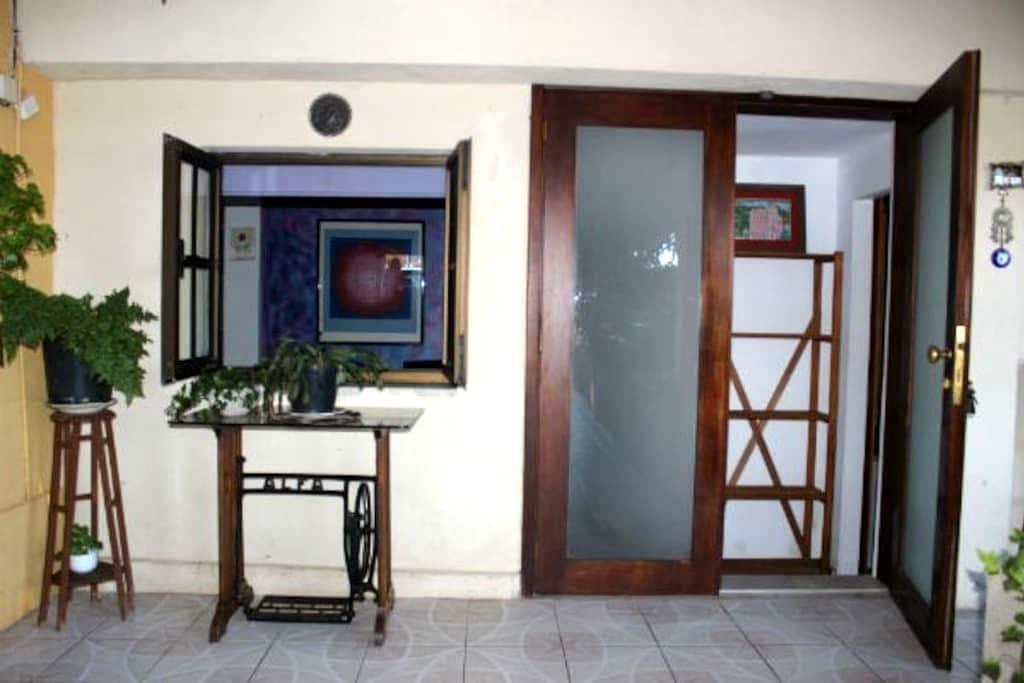 Private complete room and bathroom - Bunheiro