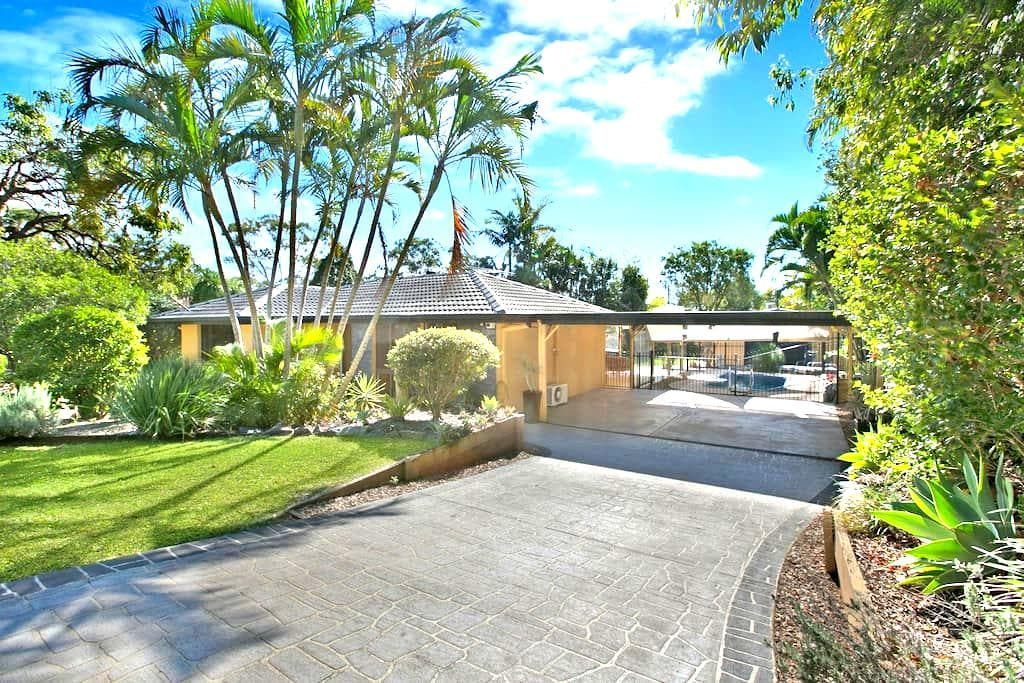 Home Away From Home SE Bay Brisbane - Cleveland - House
