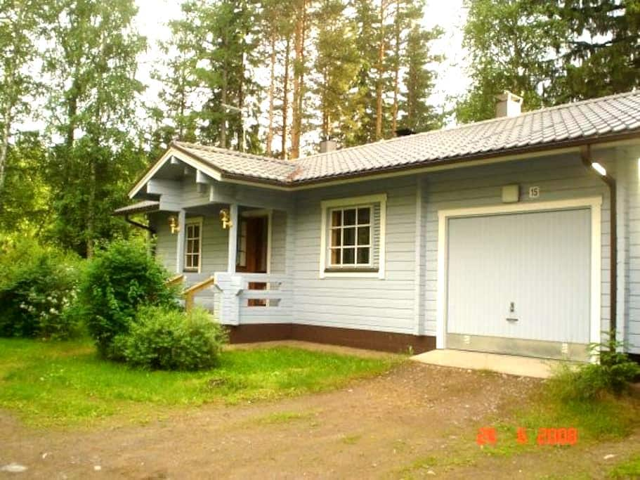 Cosy and nice house with a lake vew - Rantasalmi assemaa - Maison