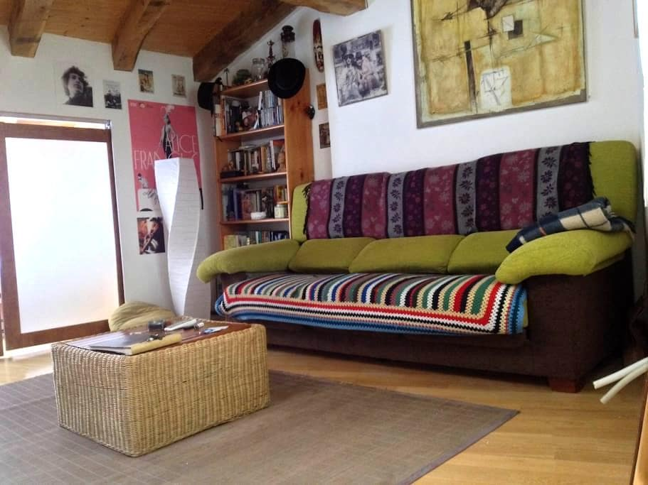 Apartamento casco viejo Pamplona - Памплона - Квартира