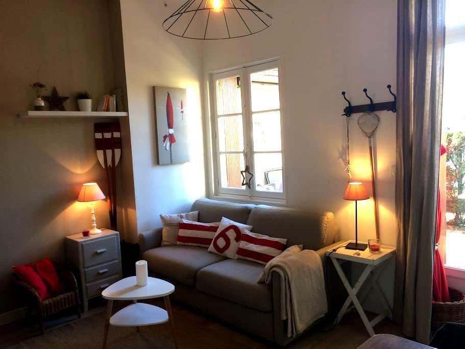 Bel appartement ensoleillé plein centre de Cabourg - Cabourg - Apartamento