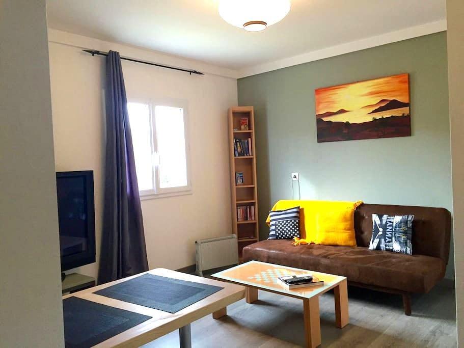 T1bis confortable et indépendant - Urt - Lägenhet
