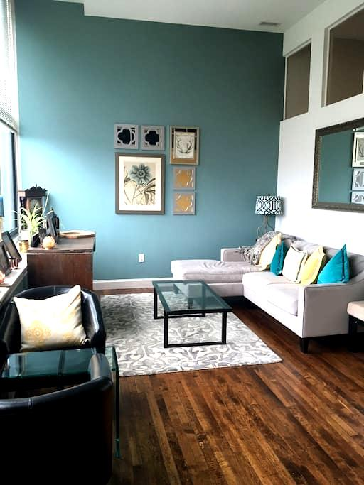 Luxury 1 Bedroom Apartment near East Passyunk - Philadelphia - Appartement