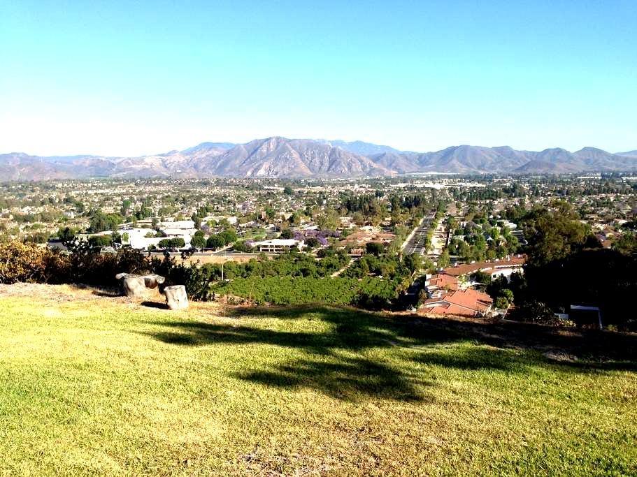 Rancho Altacolina - Camarillo - Haus