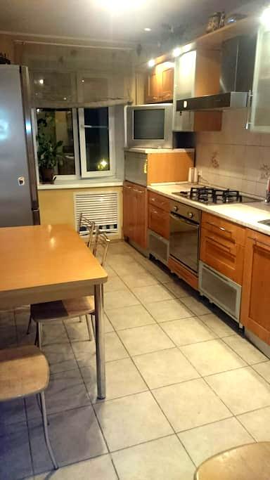 Уютная квартира с 2-мя спальнями - Смоленск - Leilighet