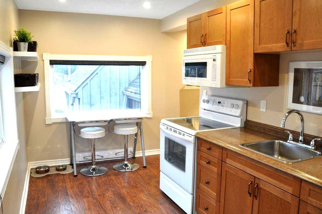 1-Bd Golf Course View, Dog-friendly - Hamilton - Leilighet