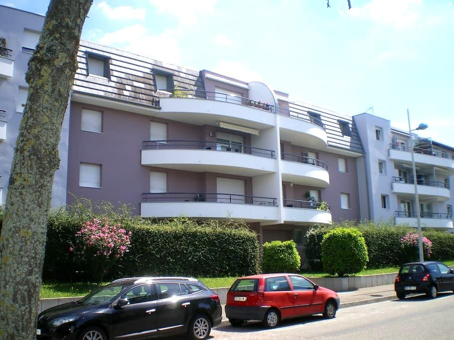 appartement 3P au 2eme niveau - Strasburgo - Appartamento