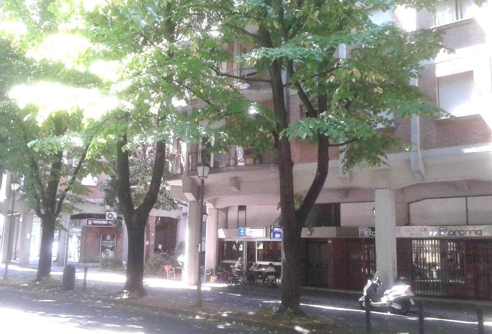 APPARTAMENTO LUMINOSO A DUE PASSI DAL CENTRO - Reggio Emilia - Wohnung