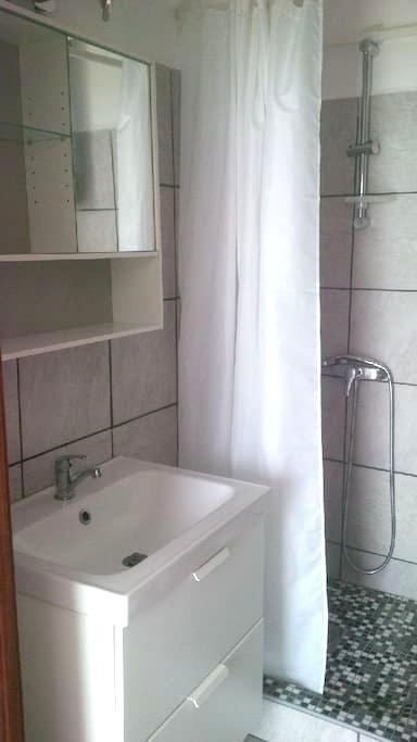 Wohnung im ren. Bauernhaus - Andau - Apartmen