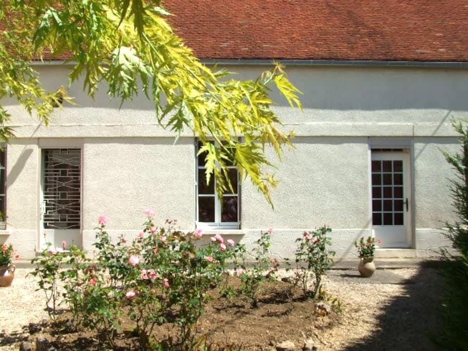 Gîte de charme 3 épis A 2h de Paris en Bourgogne - Molosmes - Huis