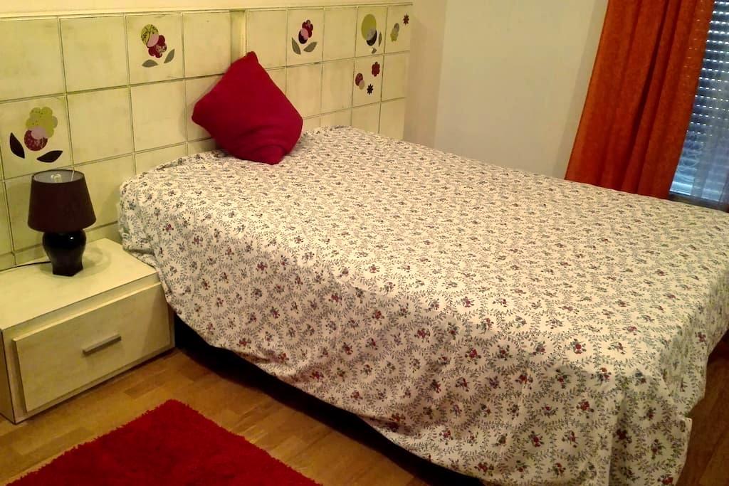 Habitación con baño propio - Toledo - Appartement