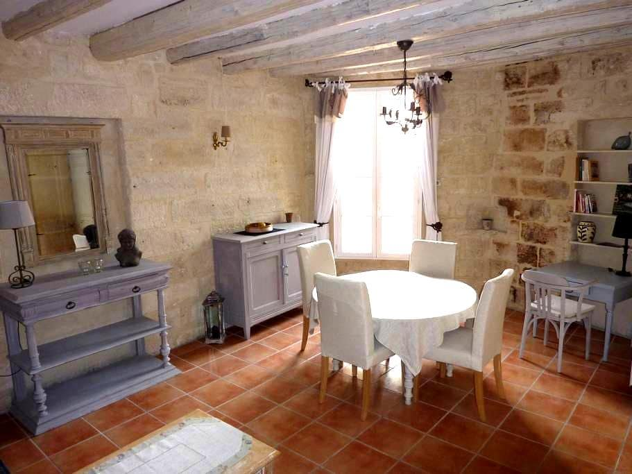 Quiet and bright in the center - Uzès - Appartement