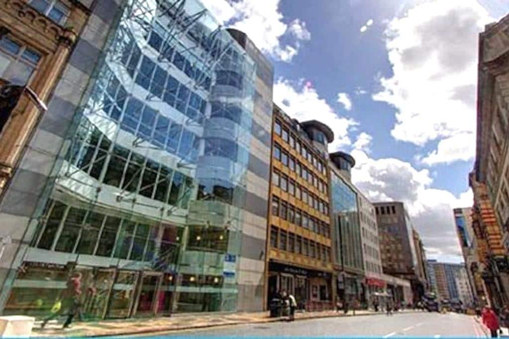 1 bed Flat, Park Row, Leeds, LS1 - Leeds - Daire