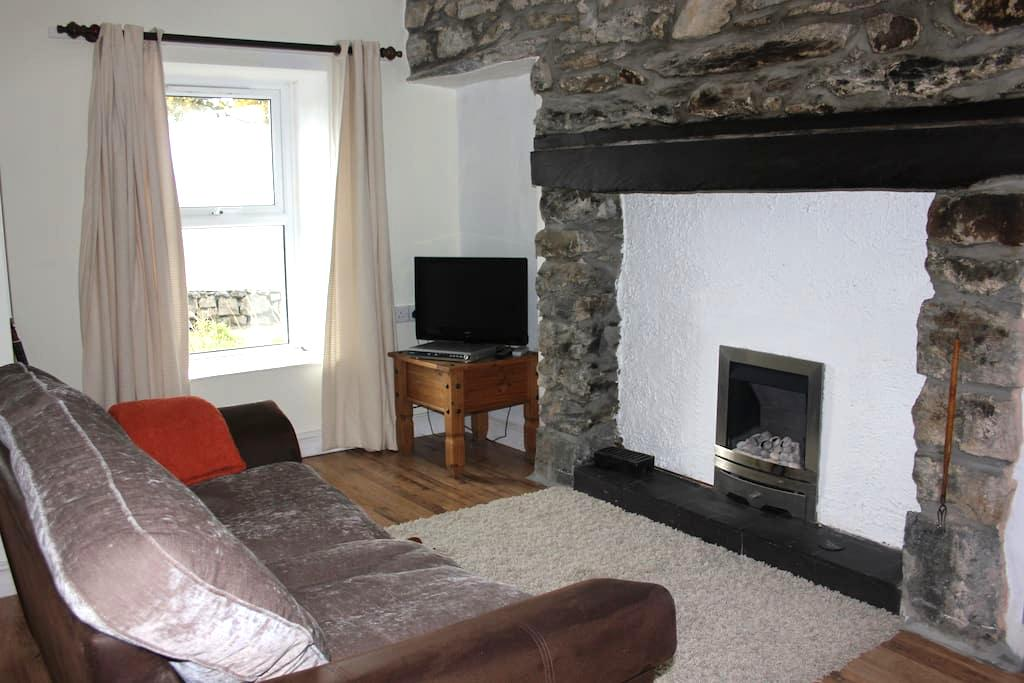 Cottage, Snowdonia, north Wales - Bethesda - Huis