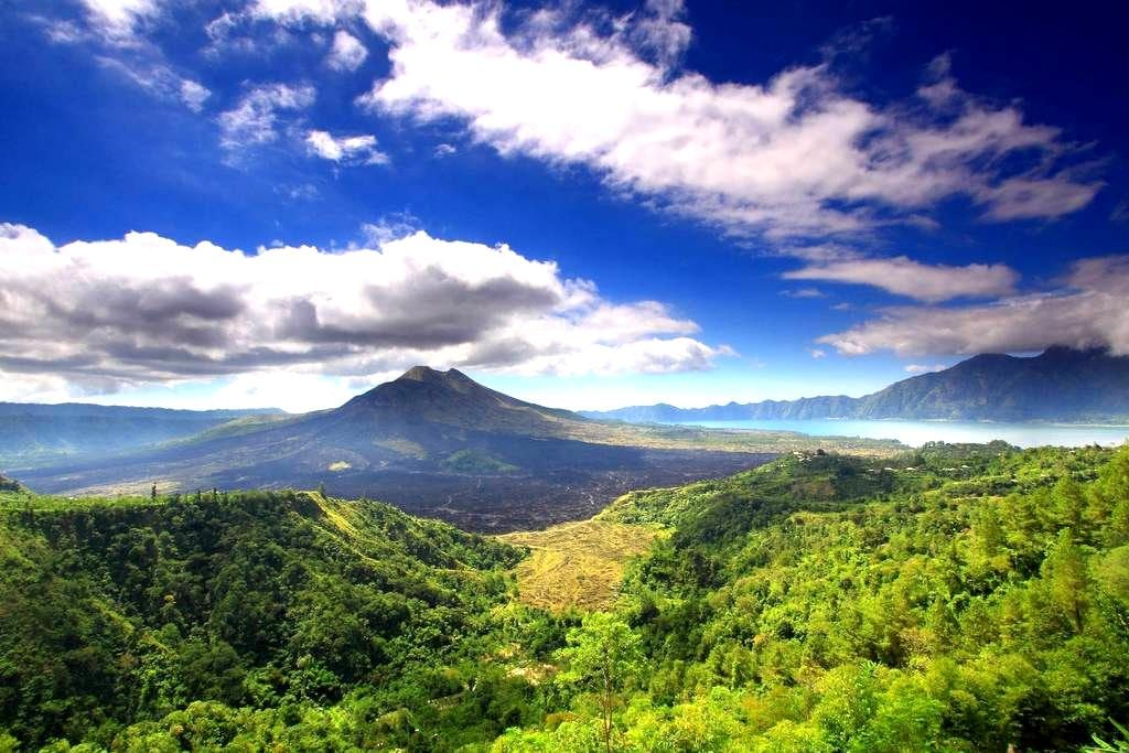 Batur Mountain View Room - Kintamani - Boutique-Hotel