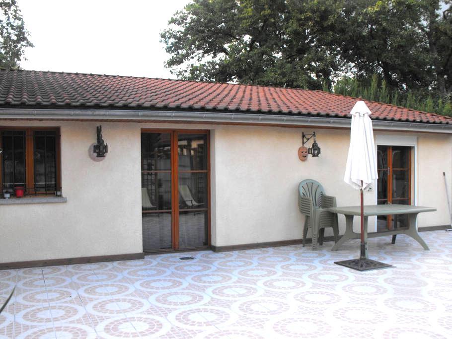 Grand studio à deux pas de la forêt - Dammarie-les-Lys - Casa