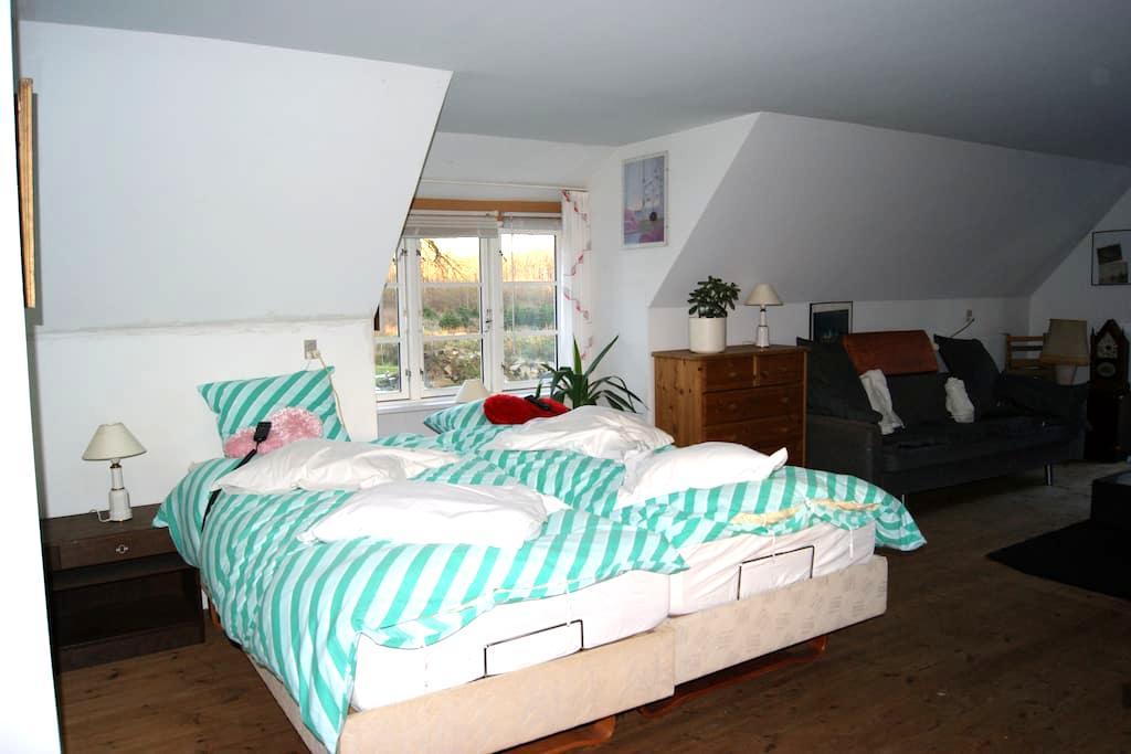 Fyn, double room No5, Gislev, Funen - Gislev - Apartment