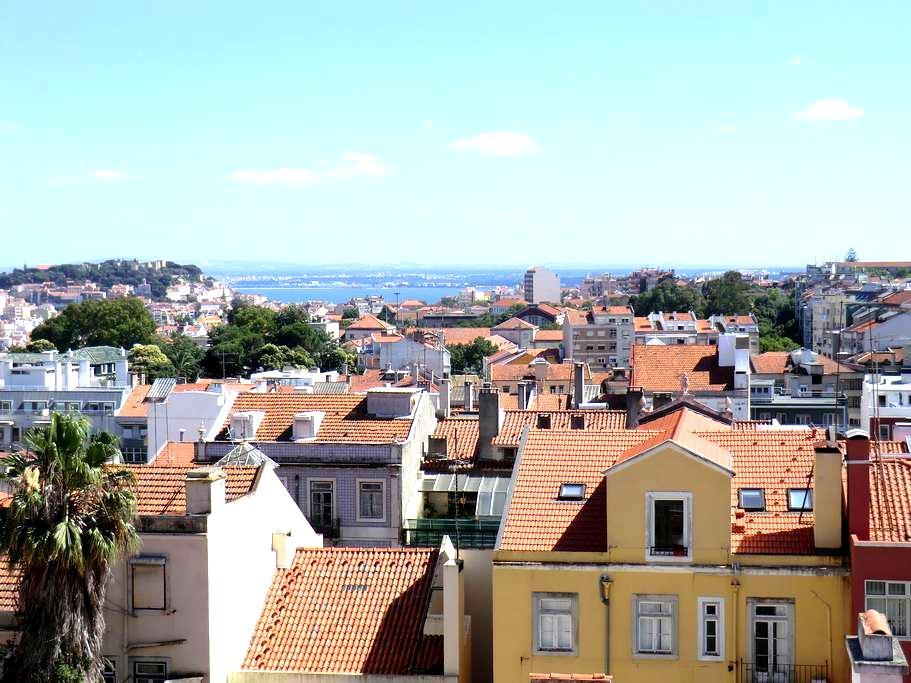 Lisbon single room - Lisbonne - Bed & Breakfast