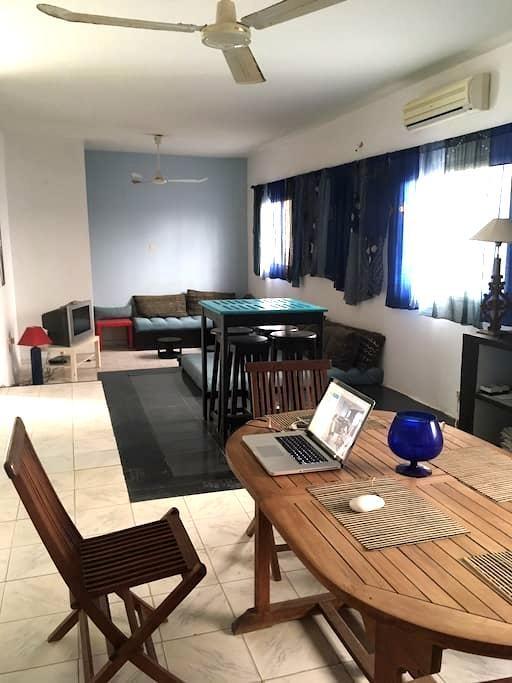 Les chambres d'hôtes d'Alain aux Mamelles Almadies - Dakar - Apartment