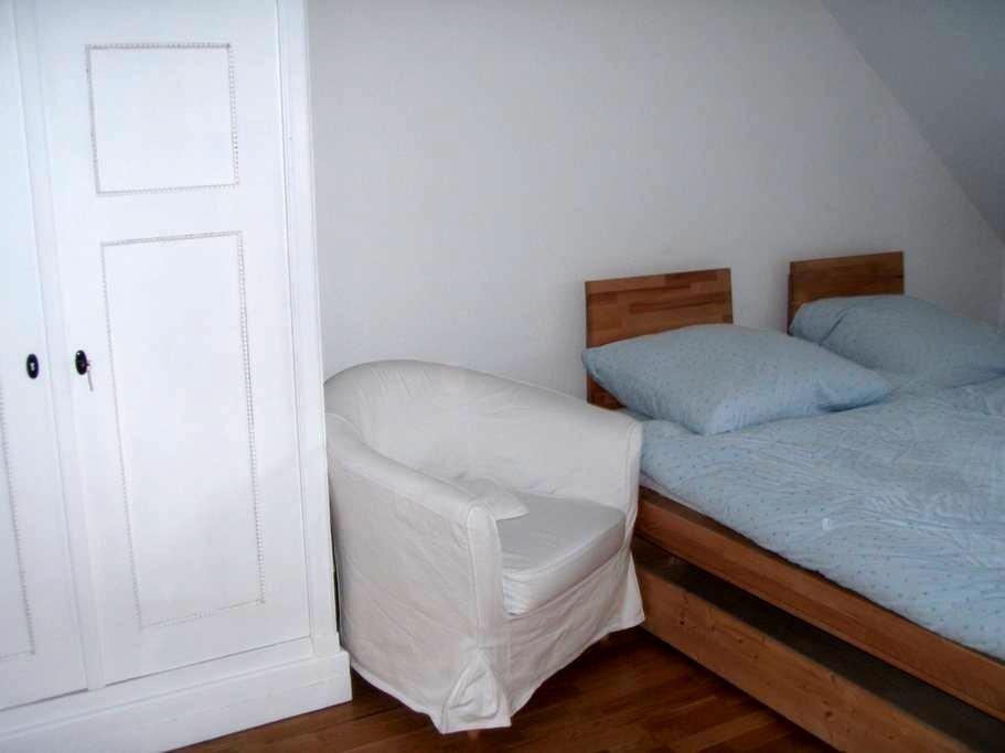 Privatzimmer mit eigenem Bad - นูเรมเบิร์ก - ที่พักพร้อมอาหารเช้า