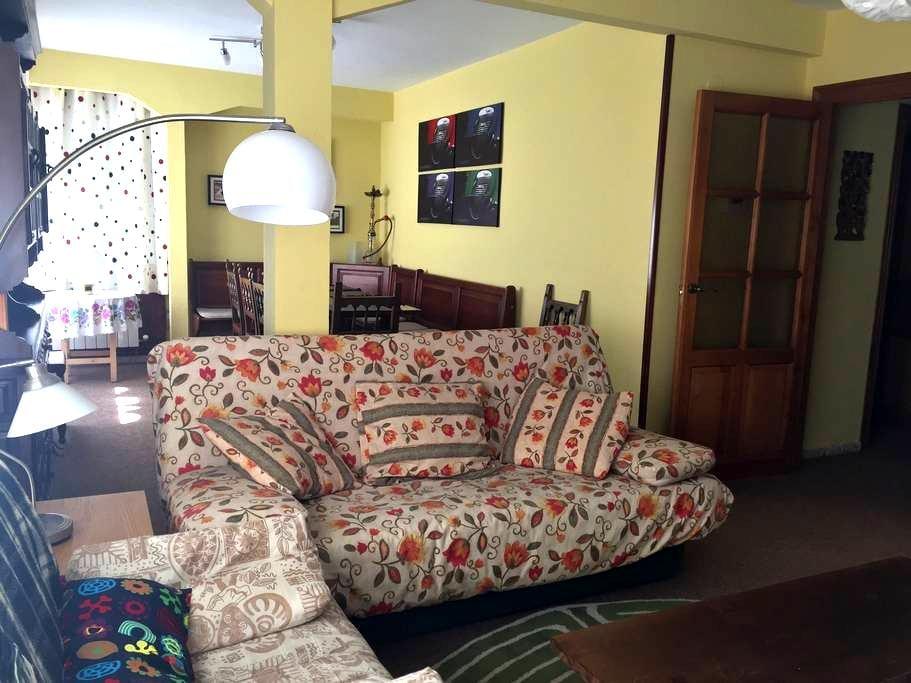 Confortable y moderno apartamento en S. Isidro - Puerto de San Isidro