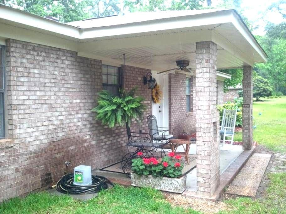 Vintage Vacation Rental - Hephzibah - Hus