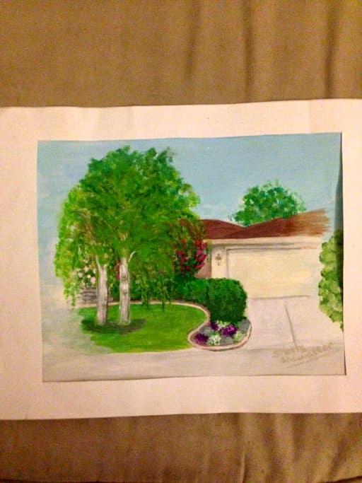 Conveniently located artist's abode - Sacramento - House