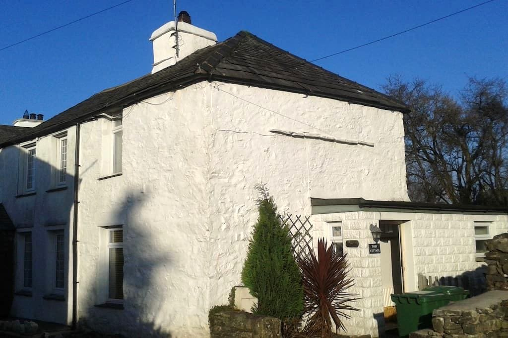Charming, Cosy & Tranquil Lakeland Cottage - Natland