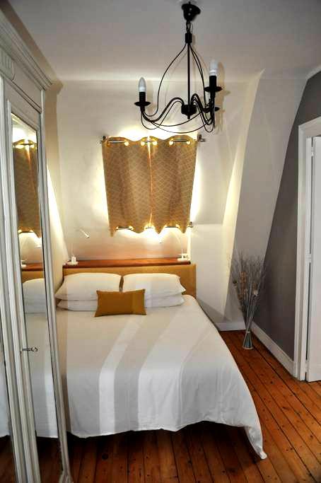 appartement ensoleillé et calme - Saint-Cyr-sur-Loire - Apartamento