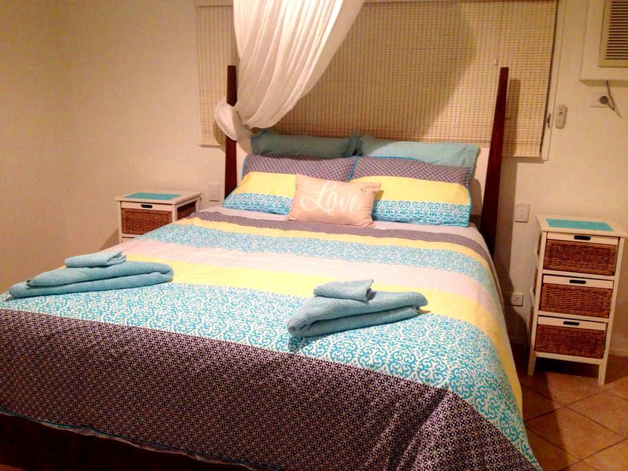 Loggerhead Suite & Spa Bath - Bundaberg - Casa