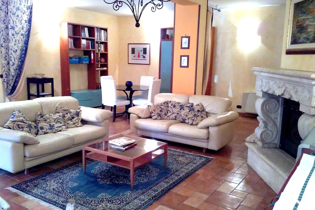 DOMUS  MARIANNA -  Appartamento in villa - Genzano di Roma - Lägenhet
