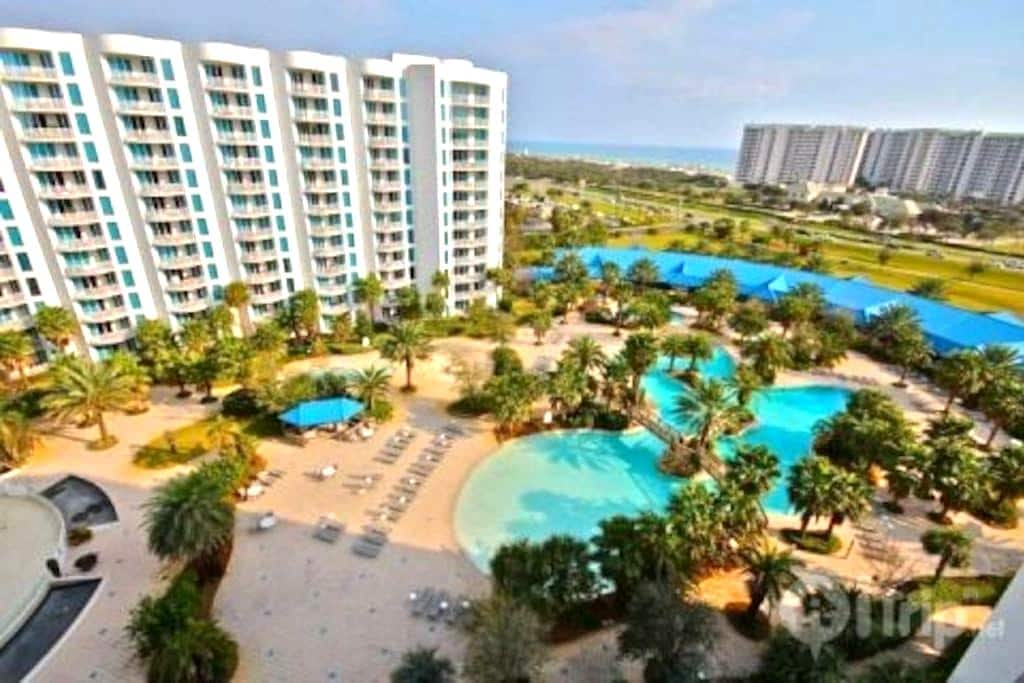 Luxurious Condo like a Penthouse - Destin
