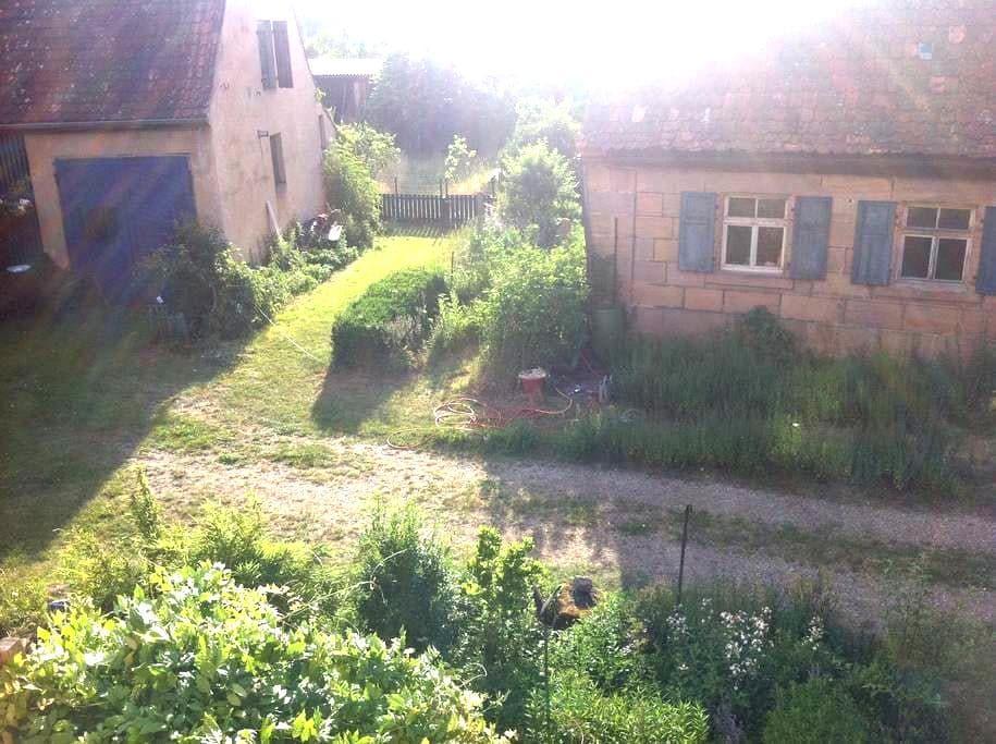 Landhaus in dem schönen Franken - Georgensgmünd - Talo