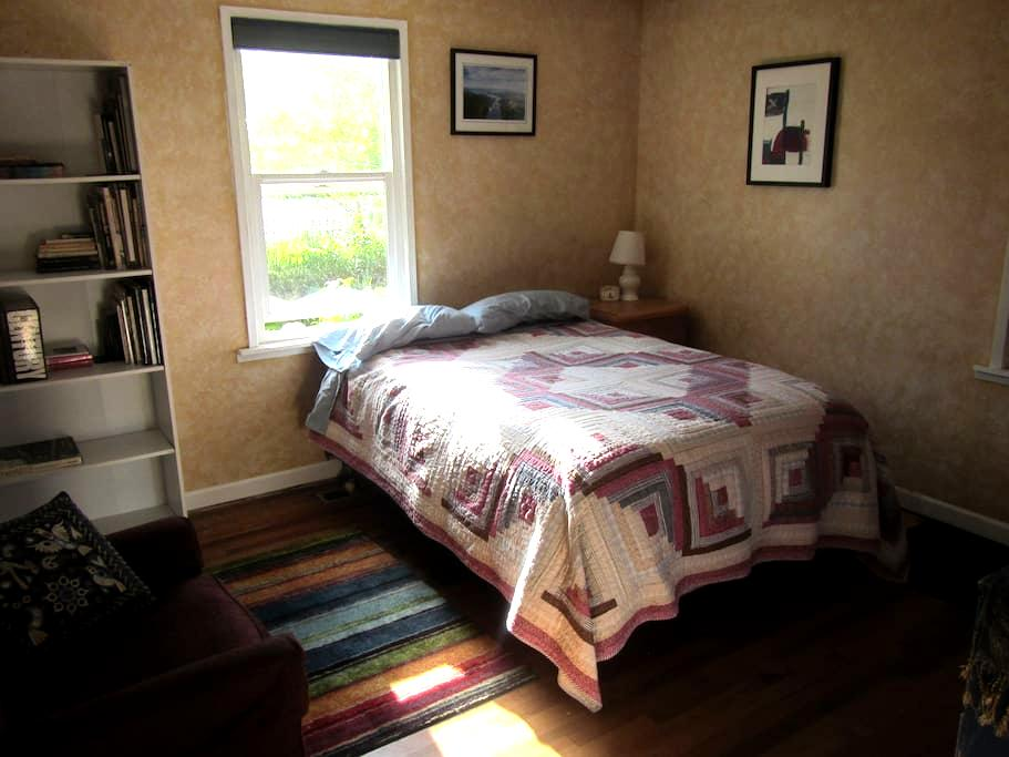 Comfy Room near Airport & Freeway - Seattle - Hus