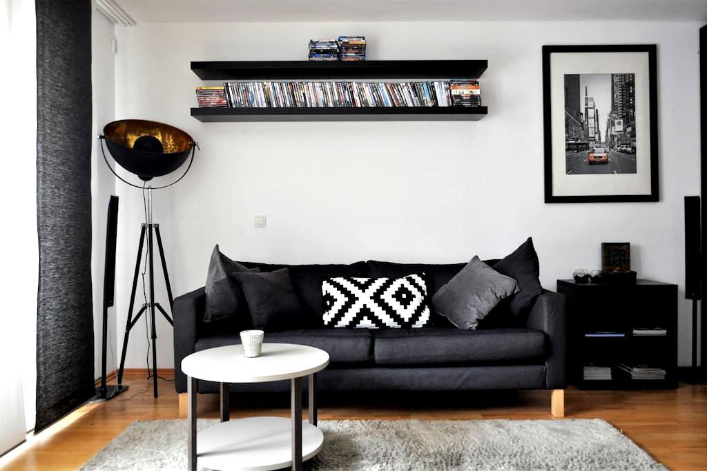 Quiet & modern appartement - Munich - Appartement en résidence