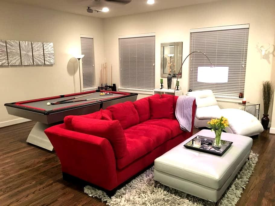 Great room on East Downtown - Houston - Maison