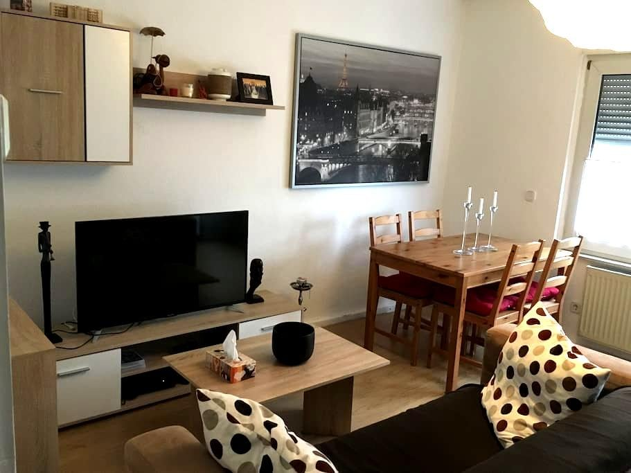 Comfy apartment in the center of dortmund - Dortmund - Apartment