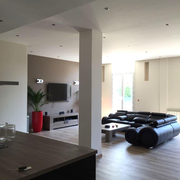Bel appartement neuf centre ville - Caen