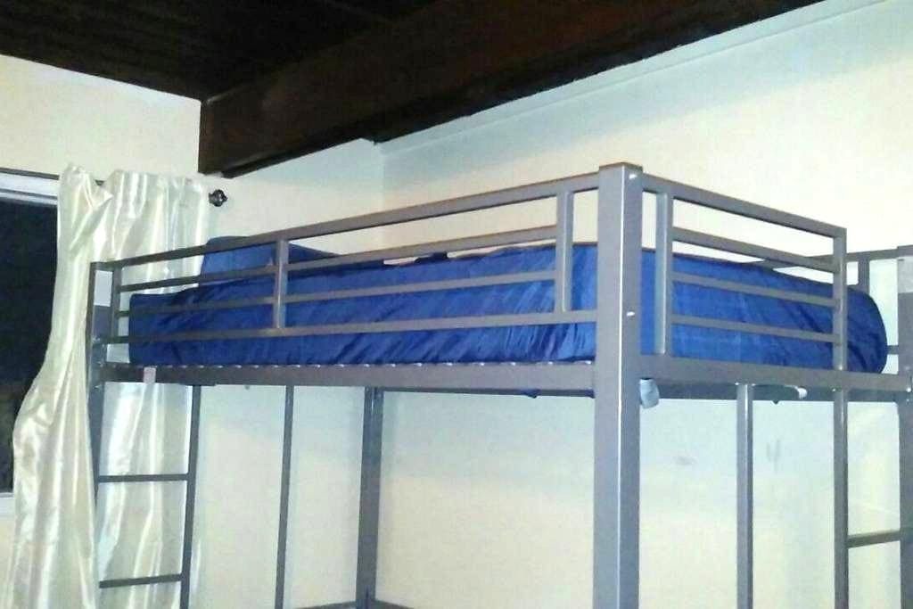 Bunk bed for the free spirit. - Paso Robles - Haus
