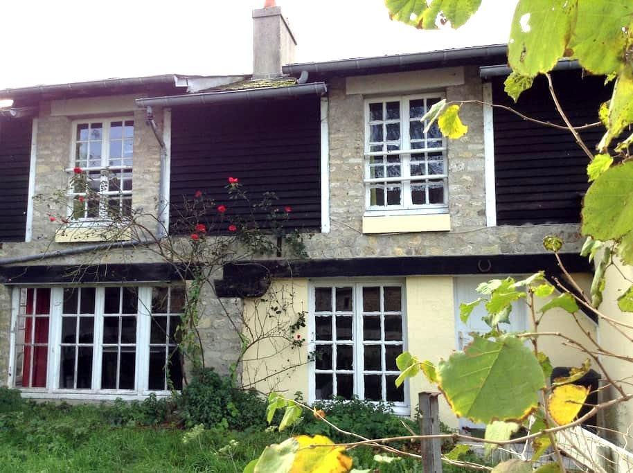 Ferme du Chemineau - Sainte-Honorine-des-Pertes - Casa