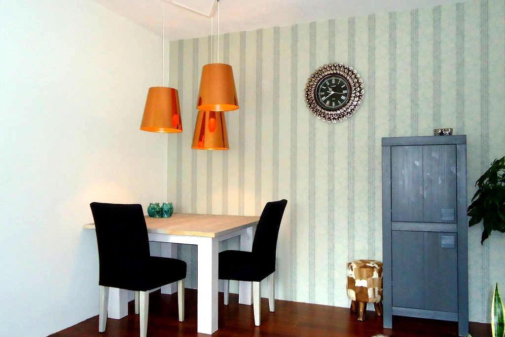Cosy house border Voorburg/TheHague - Voorburg - Dom