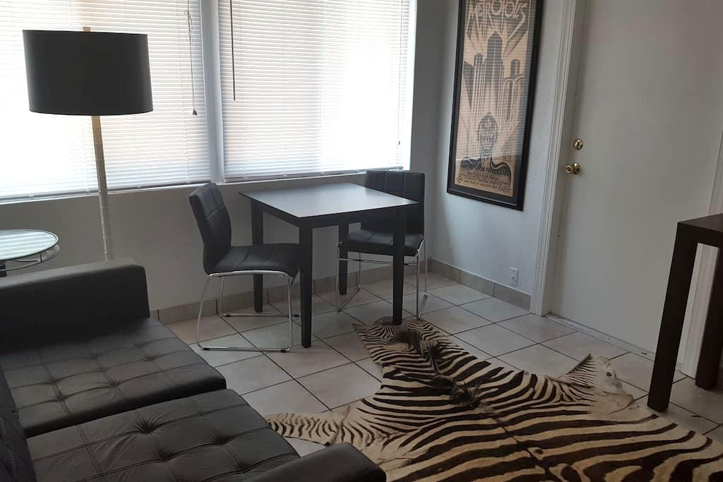 Private Wilton Manors Apartment w/Private Entry - 威尔顿庄园(Wilton Manors) - 公寓