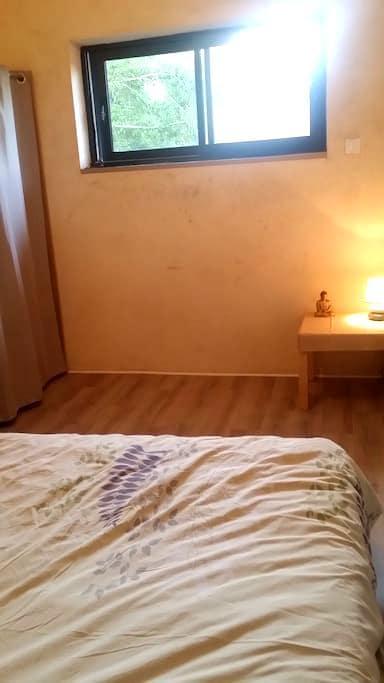 chambre privée zen - Le Teich - Dom