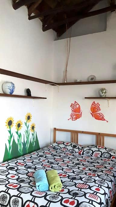 Estudio en casa medieval con WIFI, baño y cocina - 哥多华 - 独立屋